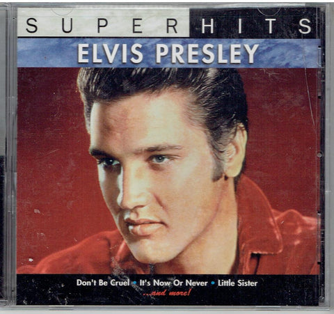 ELVIS PRESLEY - Super Hits