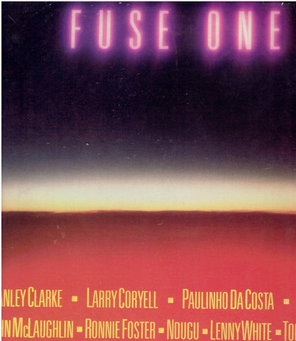 FUSE ONE - various Jazz Artists Album