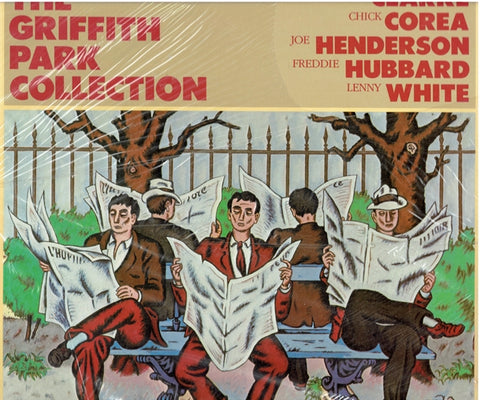 Griffith Park Collections - Jazz Album