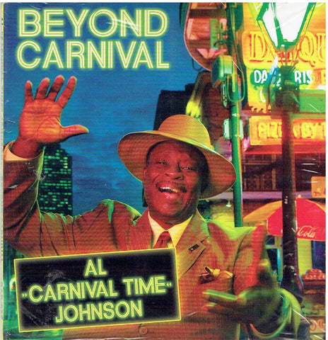 Al Johnson - Beyond Carnival
