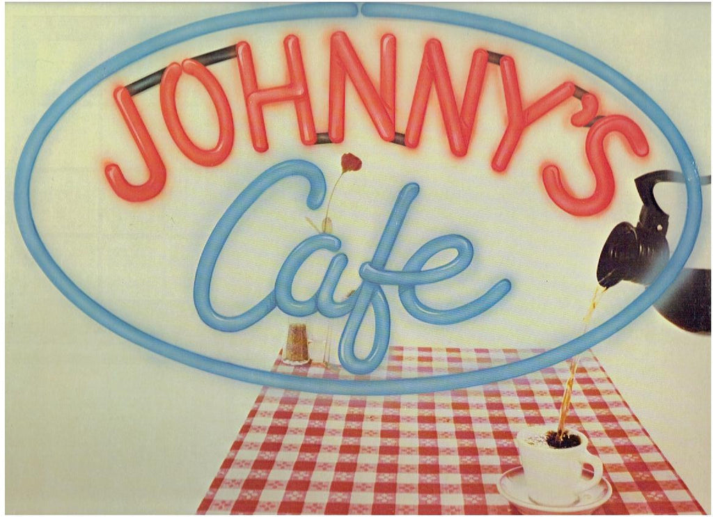 JOHN FISCHER : Johnny's Cafe