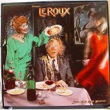LE ROUX - Keep The Fire Burning ( vinyl album)
