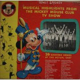 Mickey Mouse T.V. Show musical highlights