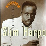 SLIM HARPO: Best of Slim Harpo