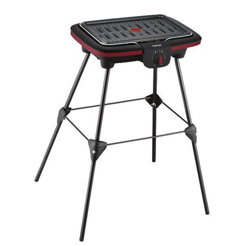 TEFAL Barbecue sur pieds Easy Grill Contact