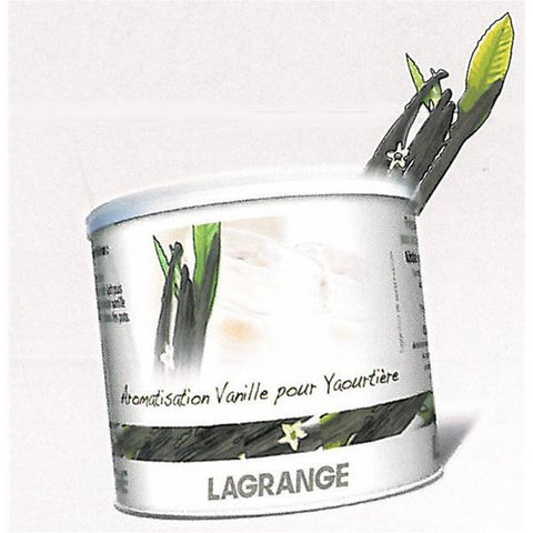 LAGRANGE Aromatisation Vanille pour yaourtière