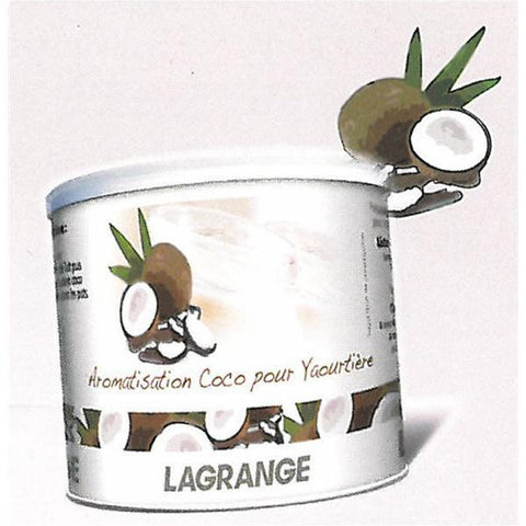 LAGRANGE Aromatisation Coco pour yaourtière