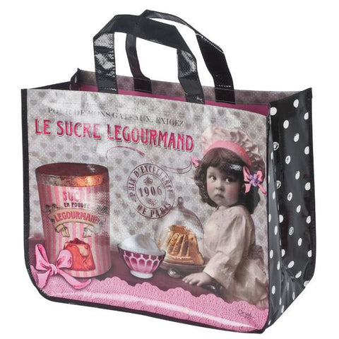 ORVAL CREATIONS Sac cabas - Le Sucre LeGourmand