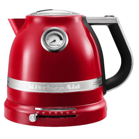 KITCHENAID Bouilloire 1.5 L température variable Rouge Empire - Artisan