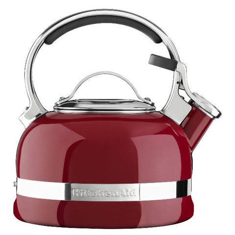 KITCHENAID Bouilloire 1,9 L Rouge Empire