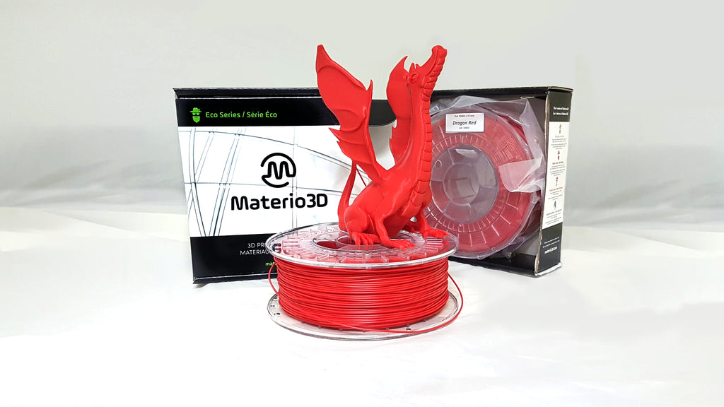 Picture of Materio3D Dragon Red PLA