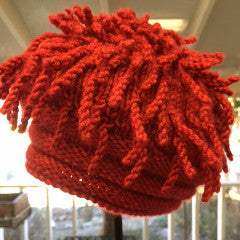 Class: Anemone Hat Made Easy!