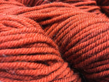 Round Mountain Fibers Solid Worsted