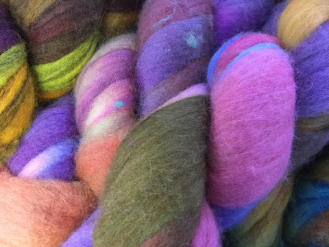 Gale's Art BFL Wool Spinning Fiber