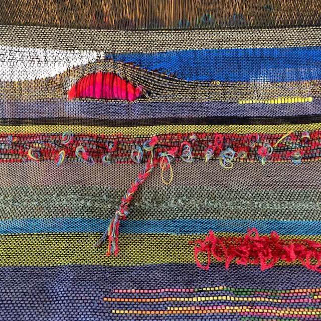Class: Introduction to Weaving