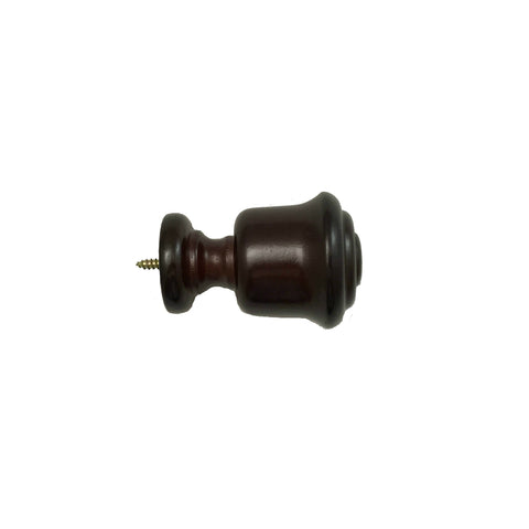 Wood Collection Urn Finial