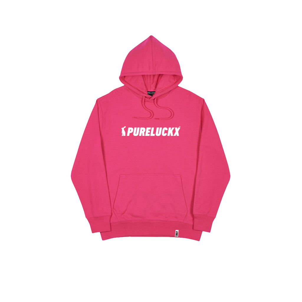 PURELUCKX SIGNATURE HOODIE [EASTER PINK]