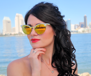 Bridget Cat Eye Sunglasses