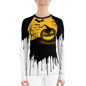 Trick or Treat Rash Guard