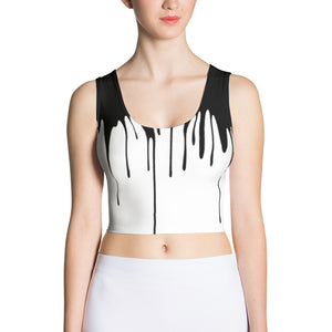 Over the Edge Crop Top