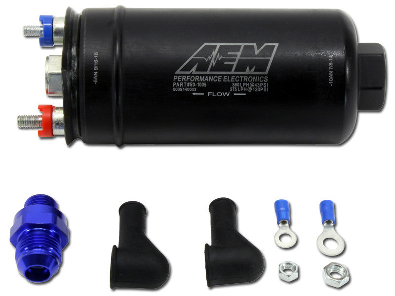 AEM 380LPH Fuel Pump