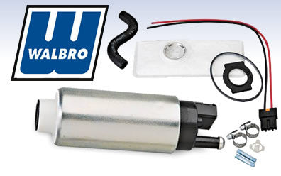 TDC 1000cc injector and Walbro Fuel Pump Package