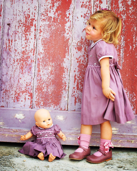 Vestido Aubergine - Aubergine Dress