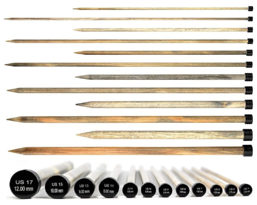 "Lykke  Straight Needles 2.75 mm / 10"" Needles & Hooks Lykke The Wool Queen"