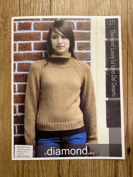 Diamond Luxury 1371 Patterns The Wool Queen The Wool Queen
