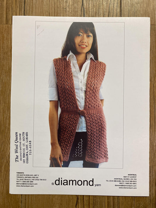 Diamond Luxury 1404 Patterns The Wool Queen The Wool Queen