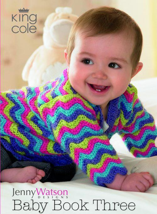 King Cole Baby Book 3 Default Title Patterns King Cole The Wool Queen