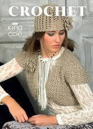 King Cole Crochet Default Title Patterns King Cole The Wool Queen