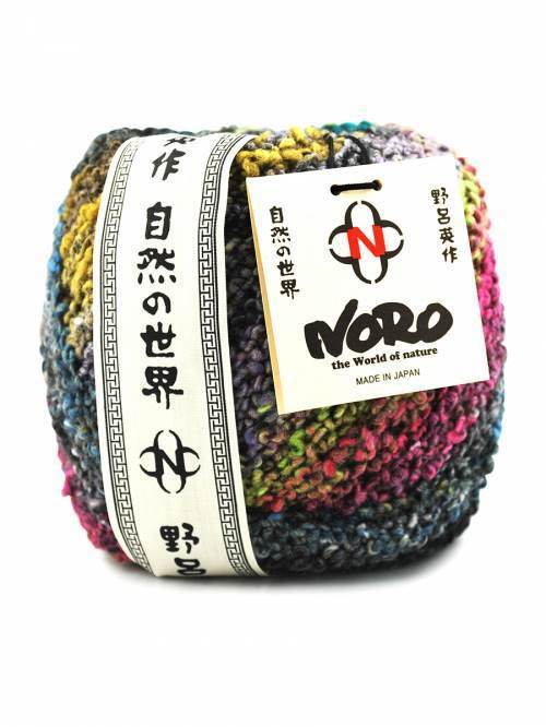 Kanzashi by Noro 05 Asaka Yarn Noro The Wool Queen
