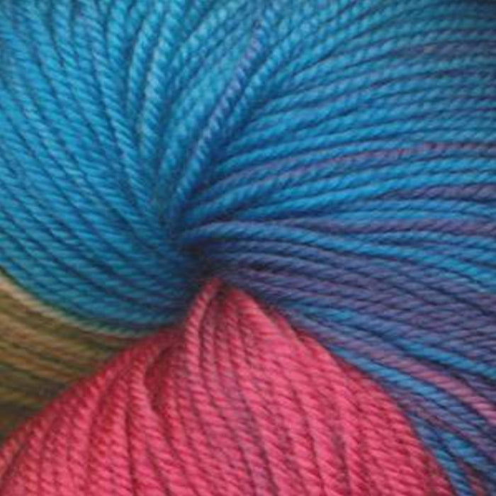 Lace Merino by Ella Rae 116 Denim, Teal Violet Yarn Ella Rae The Wool Queen 843189029871