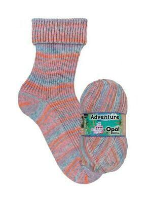 Opal Adventure *NEW* 9822 Deep Sea Swings Yarn Opal The Wool Queen
