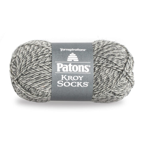 Patons Kroy Socks Grey Marl Yarn Patons The Wool Queen