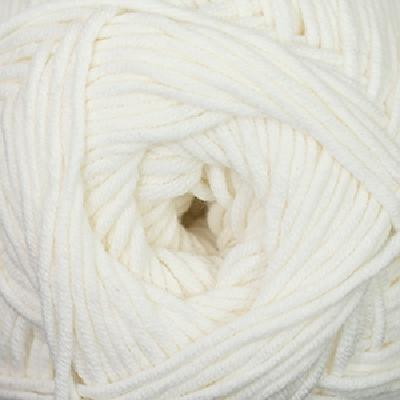 Sarasota Chunky Solids White Yarn Cascade Yarns The Wool Queen 886904058954