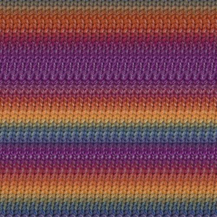 Seasons by Ella Rae 9 Orange Purple Yellow Yarn Ella Rae The Wool Queen 843189060591