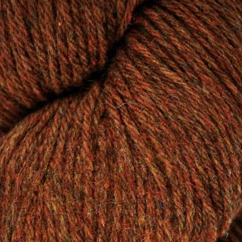 Tenderfoot Lambswool Merino 109 Deep Russet Yarn Euro Baby Yarn The Wool Queen 869270038014