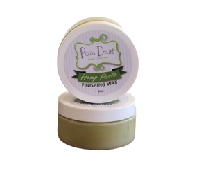 Pixie Paste - Hemp Finishing Wax 8oz