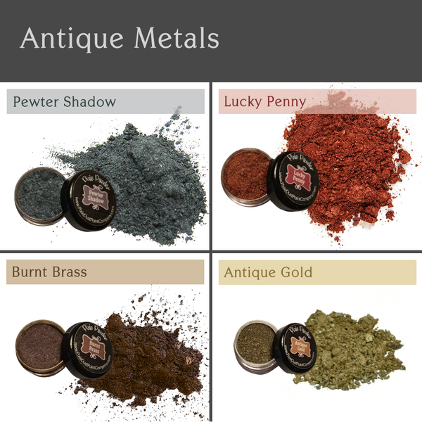 Pixie Powder - Antique Metals