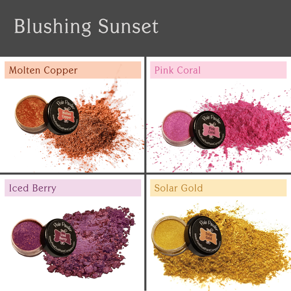 Pixie Powder- Blushing Sunset