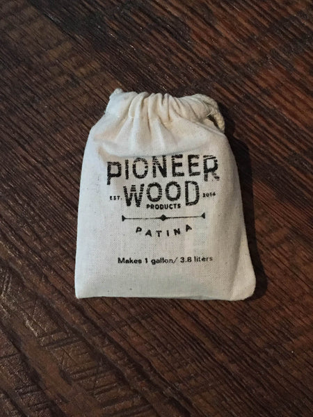 Pioneer Wood DIY Patina-Gallon