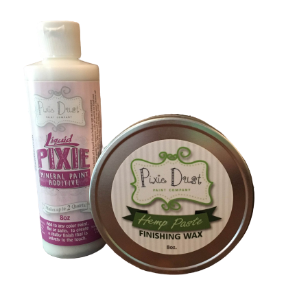 Liquid Pixie Dust & Pixie Paste Combo - 8 oz of each!