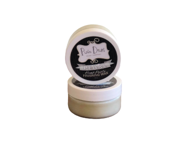 Pixie Paste - Hemp Finishing Wax (Pearl) - 2oz