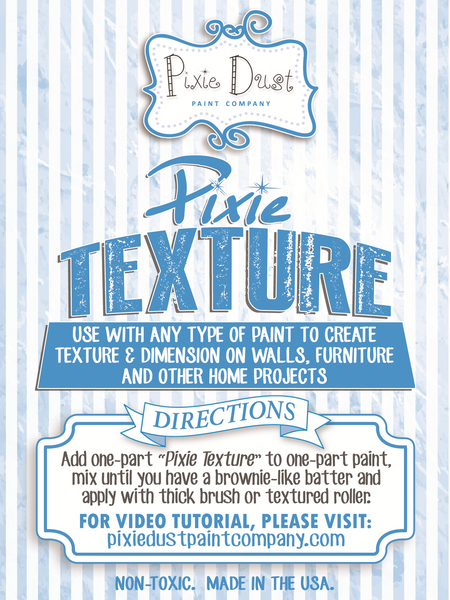 Pixie Texture Additive