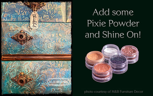 Pixie Powder - Shimmer (Iridescents)