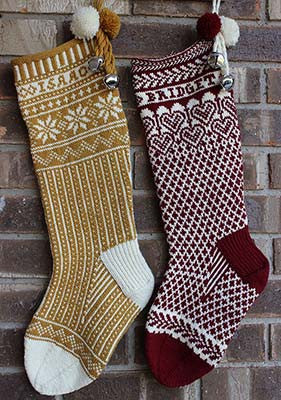 Up North Christmas Stockings