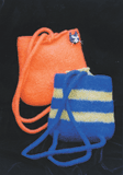Felted Day Pack