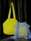 Knitted Purse/Backpack